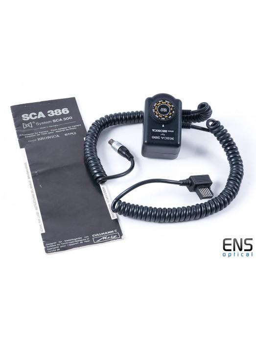 Bronica SCA 386 TTL Flash Sensor for ETRSi and Sq-ai Metz Series 45 Ct C