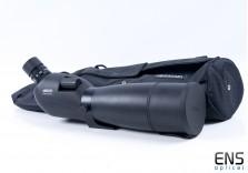 Opticron ES 80 GA ED V3 45 deg Spotting Scope HR2 Zoom & Stay On Case