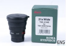 Kowa TSE-21WE  21x Wide Eyepiece for 820M series Spotting Scopes