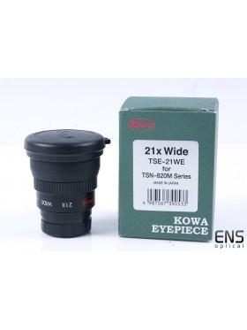 Kowa TSE-21WE  21x Wide Eyepiece for 820M series Spotting Scopes