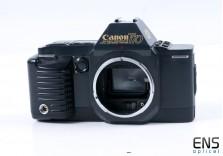 Canon T70 35mm SLR Film Camera - 1307067 * SPARES*
