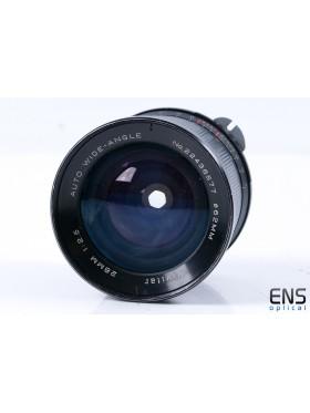 Vivitar 28mm f/2.5 Fast Wide Angle Prime Lens - Pre-Ai - 22436577 JAPAN