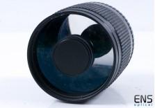 Centon 500mm f/8.0 Prime Macro Mirror Lens - 431081