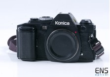 Konica FS-1 35mm SLR Film Camera - 401106