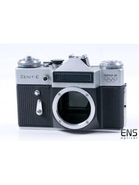 Zenit-E 35mm Film SLR Camera - Moshva 80 Olympics Model - 77349070