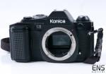 Konica FS-1 35mm SLR Film Camera - 498963