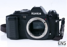 Konica FS-1 35mm SLR Film Camera - 498963
