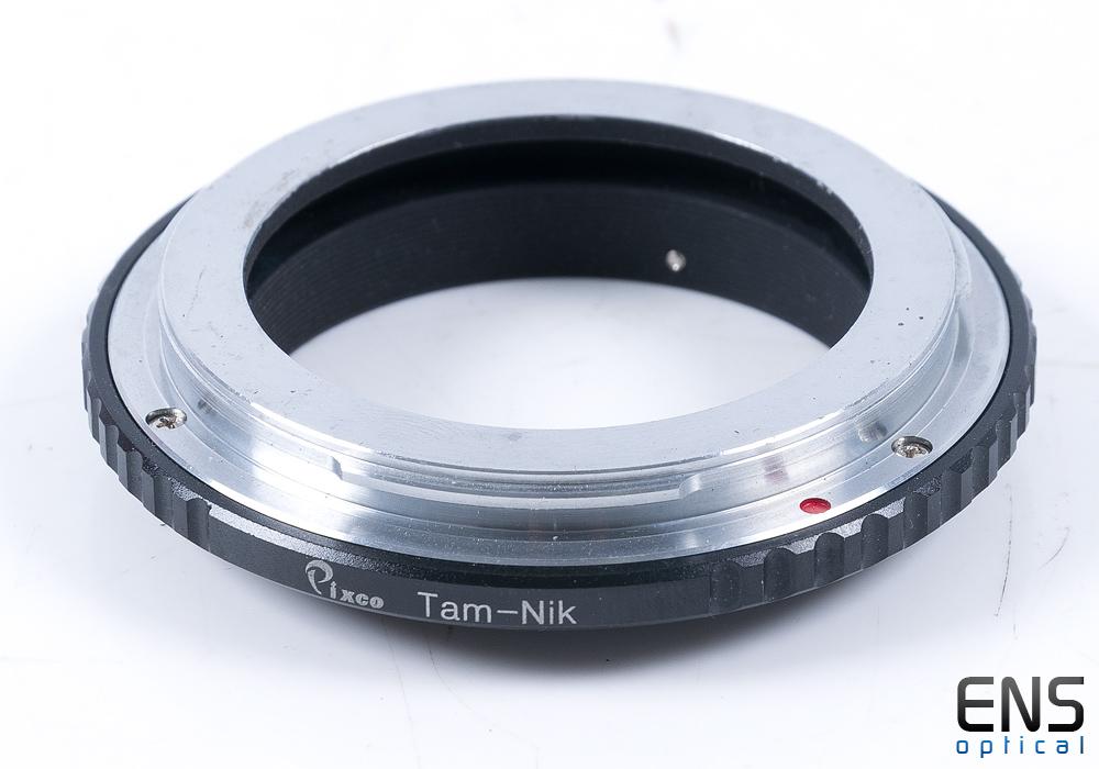Pixco Tamron to Nikon Lens Converter - For Manual lenses