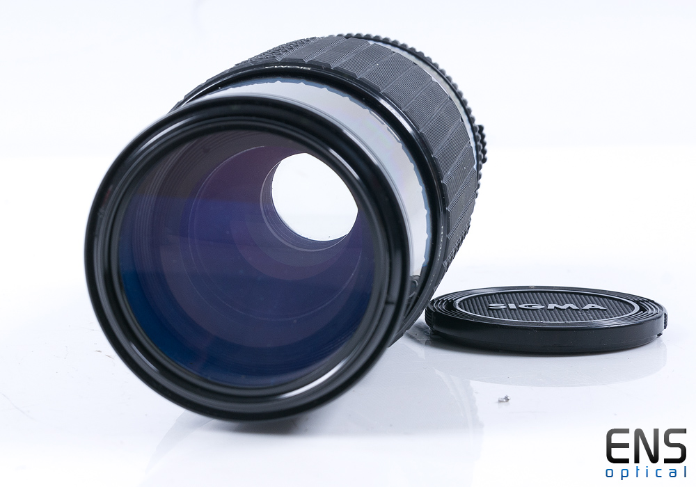 Sigma 75-250mm f/4-5 Tele Zoom Lens PK Fit - 930233 JAPAN