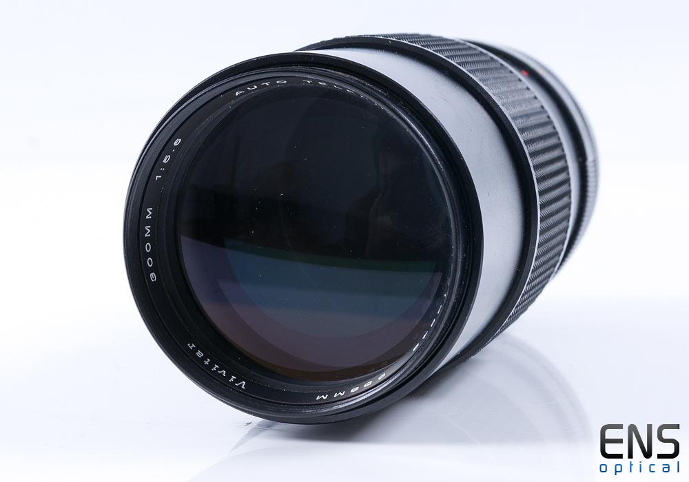 Vivitar 300mm f/5.6 Auto Telephoto Lens TX Mount - 37713849 JAPAN