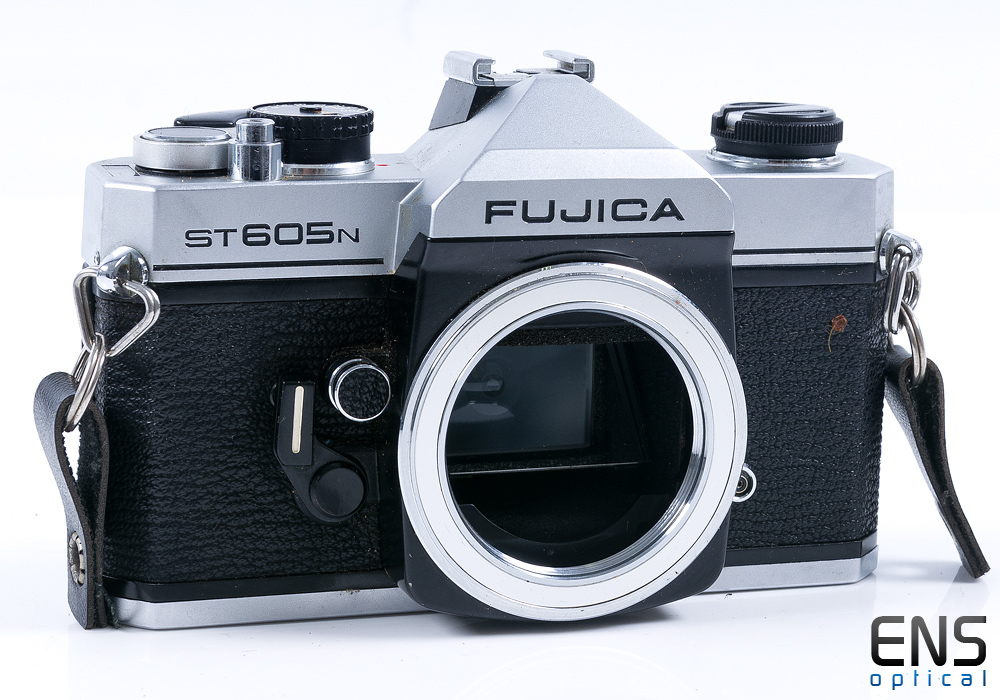 Fujica ST605n 35mm Film SLR Camera - 4564934