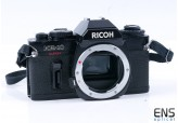 Ricoh KR-10 Super 35mm Film SLR Camera - 79283472 JAPAN