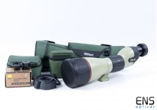 Nikon ED82 Fieldscope Spotting Scope, Case & 30X Eyepiece
