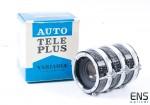 Auto Teleplus Convertor 2x 3x Auto Tube - Nikon F