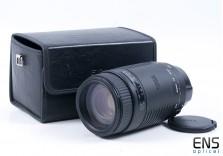 Sigma 75-300mm f/4-5.6 AF Zoom Lens - 3006804 JAPAN - FUNGUS