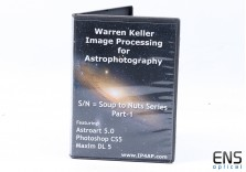 Warren Keller Image Processing for Astrophotography - Soup to Nuts