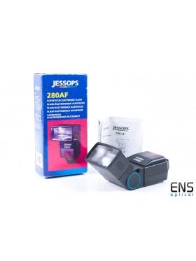 Jessops 280AF Hotshoe Flash - Mint Boxed