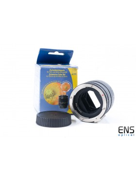 Automatic Macro Extension Tube Set for Canon AF Lenses