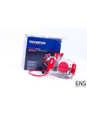Olympus PT-019 Waterproof Camera Case for C5000