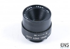"16mm CCTV Lens 1/3"" - CS Mount"