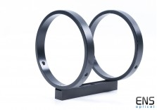 Small Tube Rings for 90m O.D - with Bar *READ*