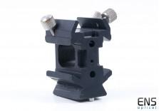 CNC Machined Triple Finderscope bracket Shoe