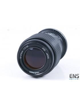 Tamron 70-210mm f/4-5.6 Adaptall Macro Zoom Lens