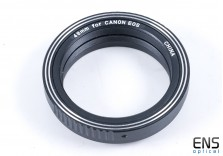 48mm T Ring for Canon EOS Mounts