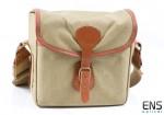 SLR or DSLR Shoulder Camera Bag - Nice and full of character