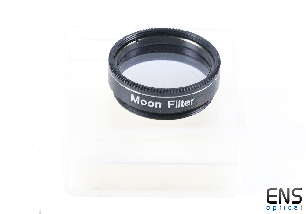 "Telescope Moon Filter - 1.25"" with case"