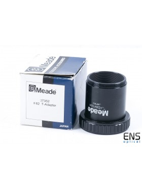 Meade #62 Camera T-Adapter