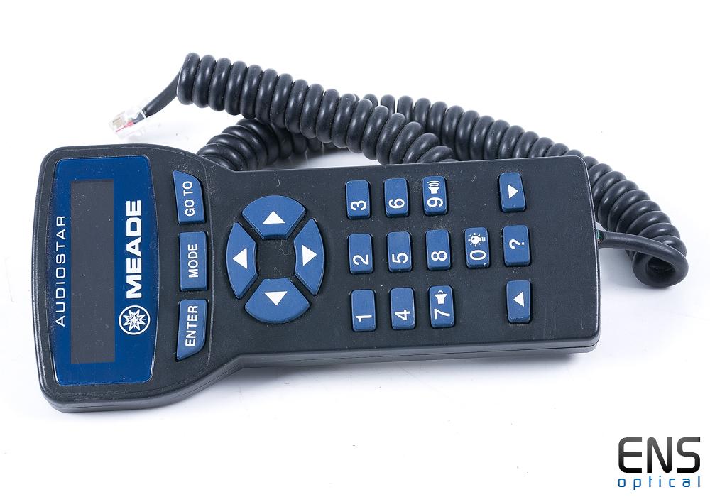 Meade Audiostar Hand Controller for LX90