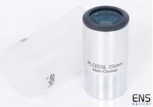"Celestron 25mm Silver-Top  Plossl 1.25"""