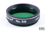 Celestron no 58 Green Filter