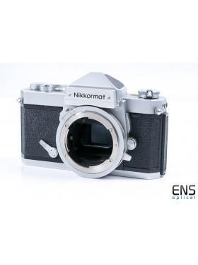 Nikkormat FTn 35mm Film Camera - SPARES
