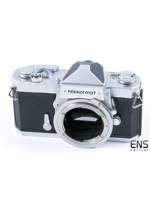 Nikkormat FTn 35mm Film Camera - 4118366
