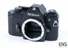 Nikon EM 35mm Classic SLR Film Camera - 7484990