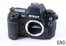 Nikon F100 355mm SLR Film Camera - SPARES