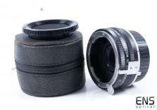 Hoya 2x Teleconverter - Nikon F Fit - Nice!