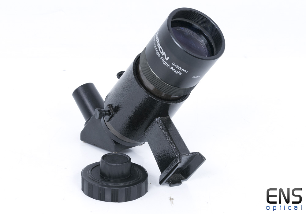 Orion 9x50mm Finder Scope Right-Angle Correct-Image - Perfect for Orion XT10i