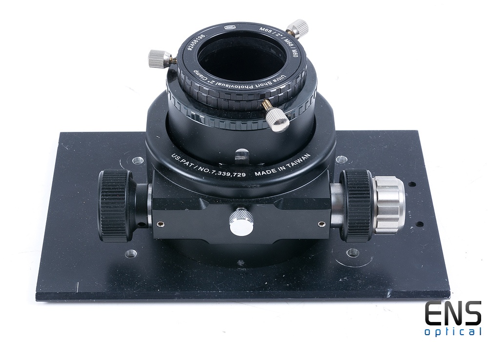 "TS-Optics Optics 3"" Newtonian Crayford Focuser - Baader M68/2"" Adapter"