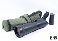 Kowa TSN-823 82mm Angled Fluorite Spotting Scope 20-60X Zoom Eyepiece