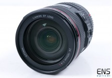 Canon EF 24-105mm f4 L IS USM Lens - Nice!