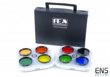 """Antares 8 Piece Colour Filter Set 2"""" - Vintage Japan"""