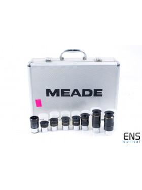 "Meade 4000 Series 1.25"" Plossl Eyepeice & Barlow Set - Nice!"
