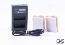 Powerextra Smart Dual USB Charger with LCD for Canon LP-E8 Battery - 600D, 700D
