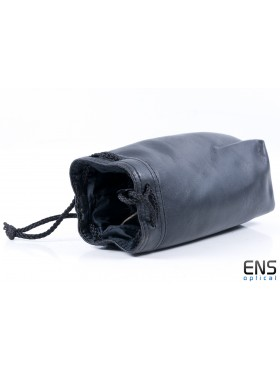 Leather Protective Pouch for Camera Lens