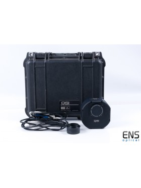 QSI 583WS Cooled Mono CCD imaging Camera 5 position Wheel