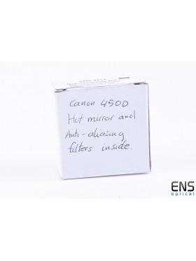 Canon 450D Original Hot Mirror and Anti Aliasing Filter