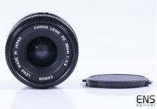 Canon 28mm f/2.8 Prime Wide Angle Lens FD Fit - Japan 455489